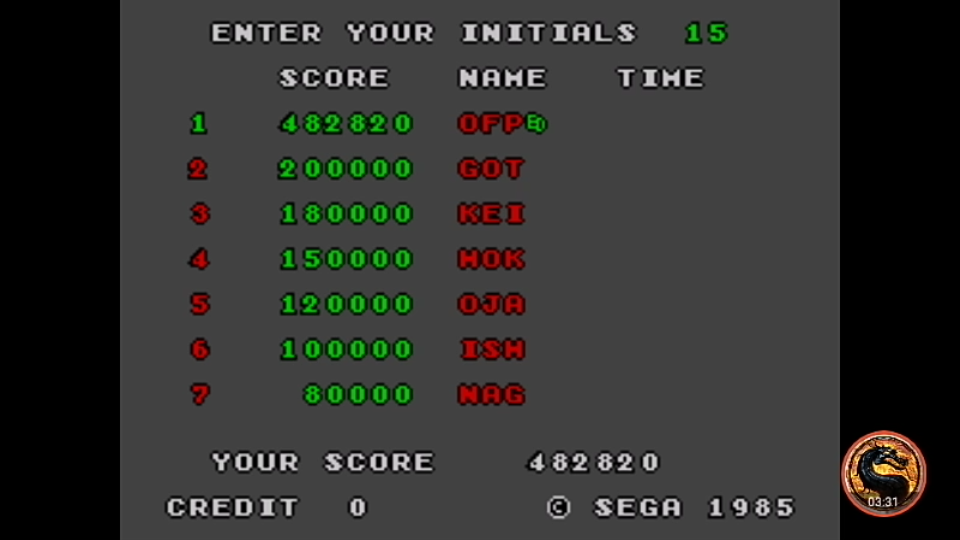 omargeddon: Hang-On Jr. (Arcade Emulated / M.A.M.E.) 482,820 points on 2019-02-05 10:11:45