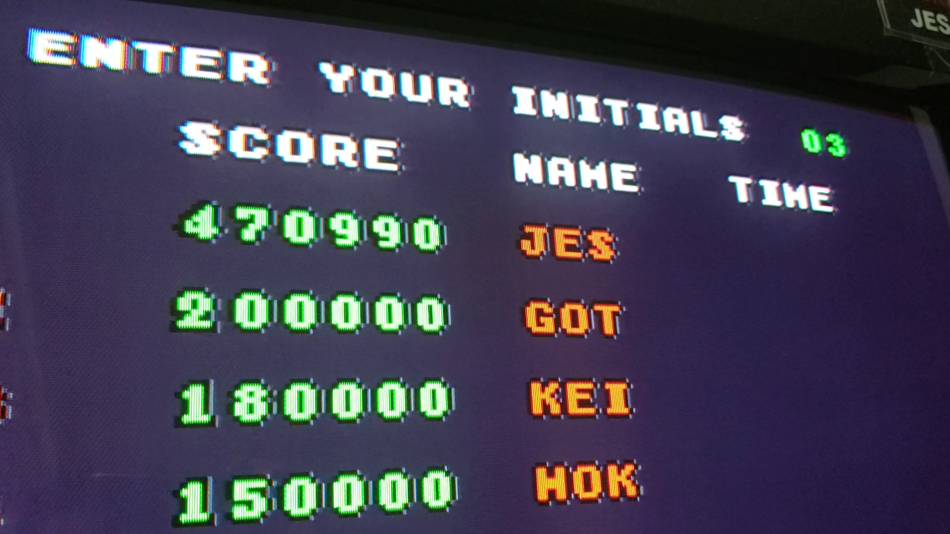 JES: Hang-On Jr. (Arcade Emulated / M.A.M.E.) 470,990 points on 2019-08-12 23:05:11