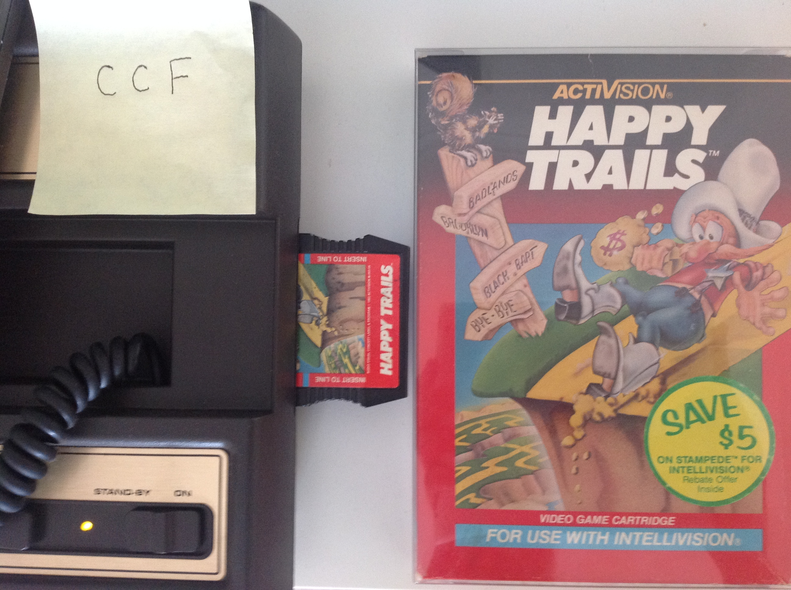 CoCoForest: Happy Trails: Skill 3 (Intellivision) 19,880 points on 2018-08-18 04:37:29