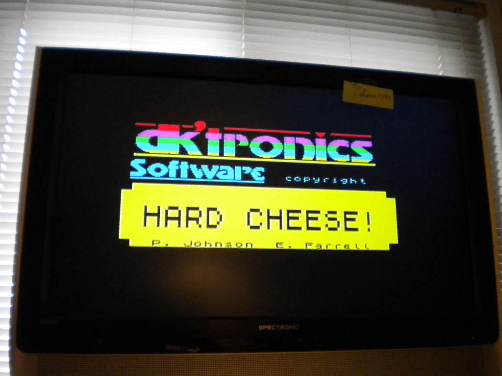 Hard Cheese 1,270 points