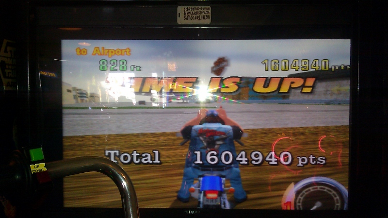 ichigokurosaki1991: Harley-Davidson & L.A. Riders (Arcade) 1,604,940 points on 2016-11-01 01:33:41