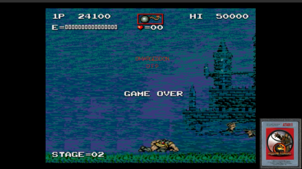 omargeddon: Haunted Castle [hcastle] (Arcade Emulated / M.A.M.E.) 24,100 points on 2017-02-12 15:11:45