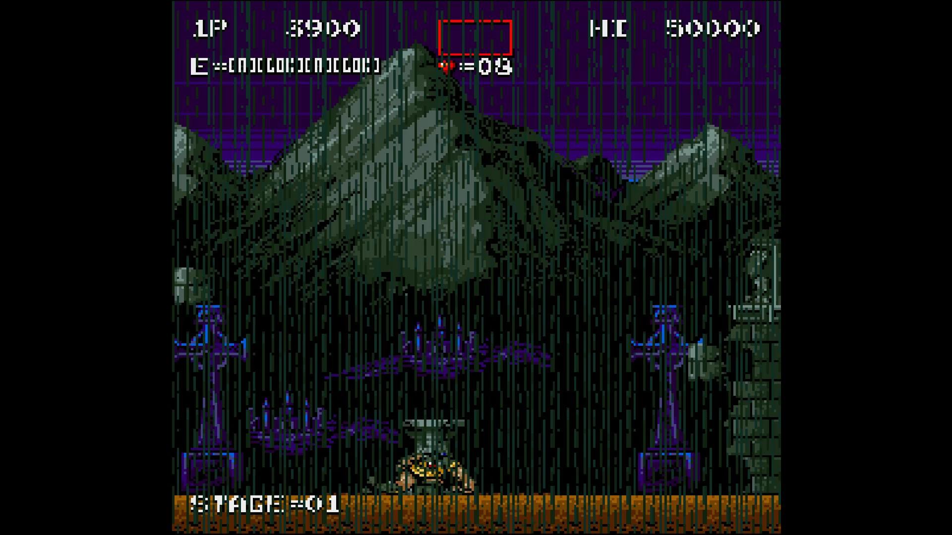 AkinNahtanoj: Haunted Castle [hcastle] (Arcade Emulated / M.A.M.E.) 3,900 points on 2020-08-17 15:47:12