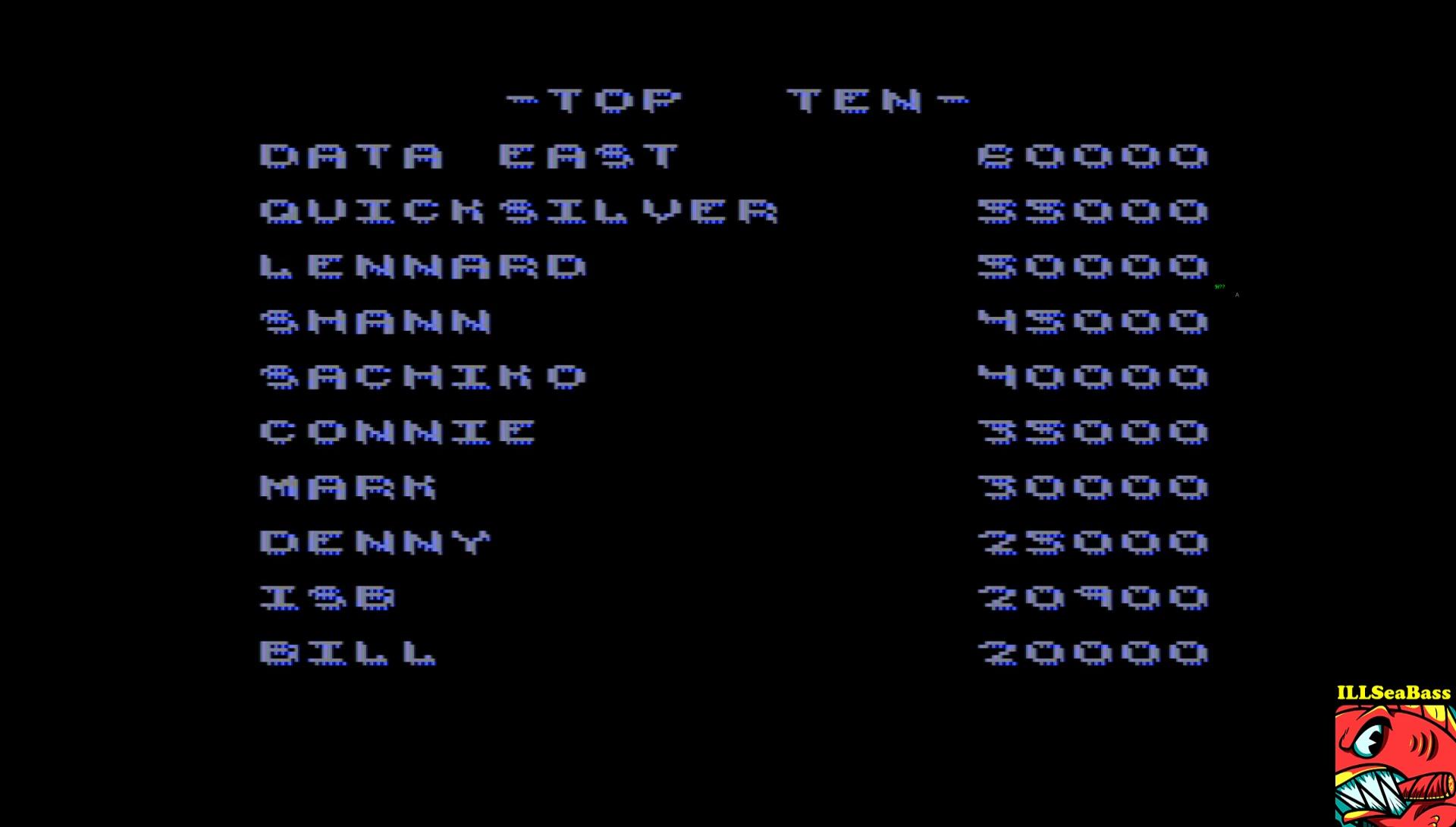 ILLSeaBass: Heavy Barrel (Apple II Emulated) 20,900 points on 2017-03-12 03:10:25