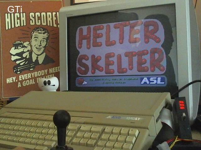 GTibel: Helter Skelter (Atari ST) 265,660 points on 2017-07-27 08:26:17