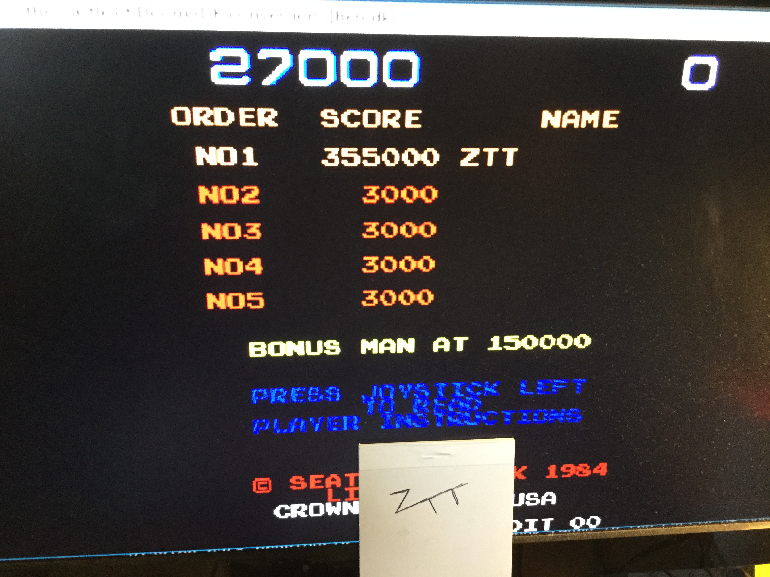 Frankie: Hero In The Castle Of Doom [herodk] (Arcade Emulated / M.A.M.E.) 355,000 points on 2019-01-13 05:08:56