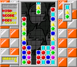 GAMES: Hexa (Arcade) 3,176 points on 2019-12-16 08:45:01