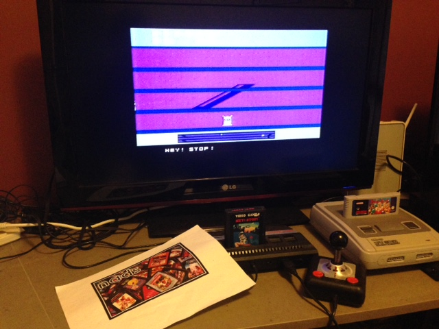 nads: Hey! Stop! (Atari 2600 Novice/B) 1,000,000 points on 2018-08-23 04:42:38
