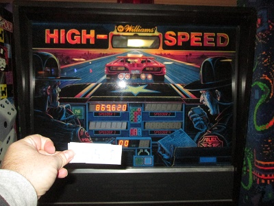 ed1475: High Speed (Pinball: 3 Balls) 869,620 points on 2017-02-05 15:45:17