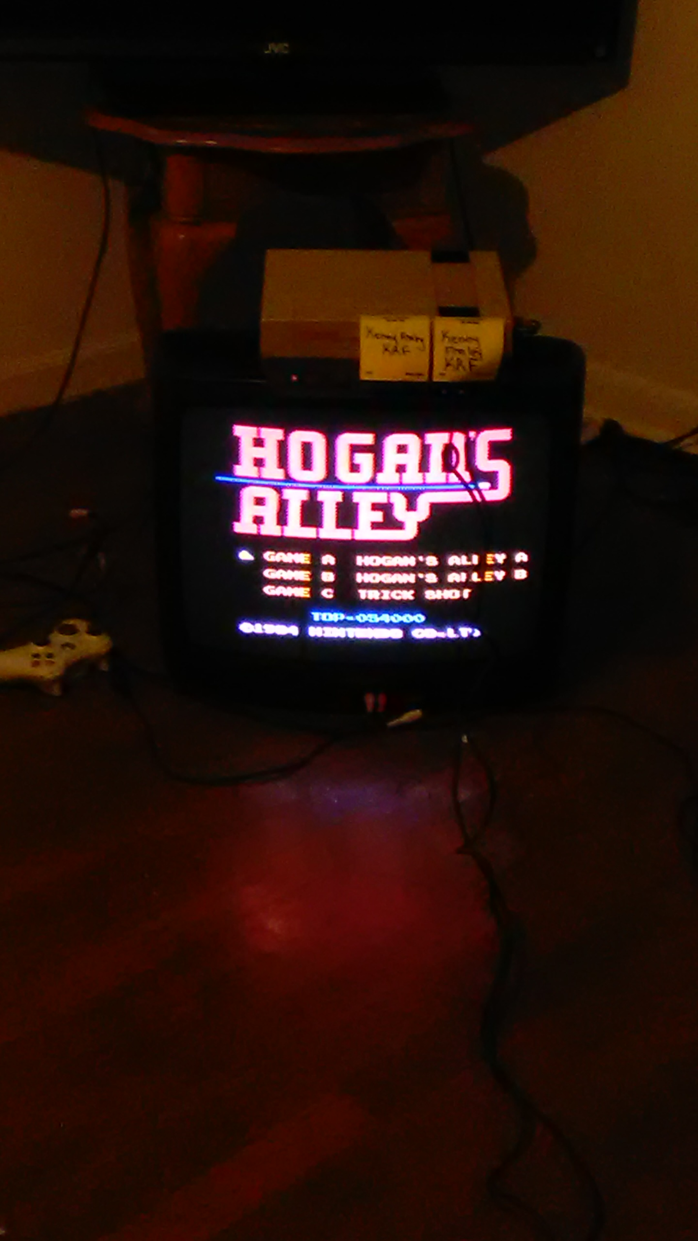 kennyfraley: Hogans Alley: Game A [Any Distance] (NES/Famicom) 40,000 points on 2016-11-21 21:53:02