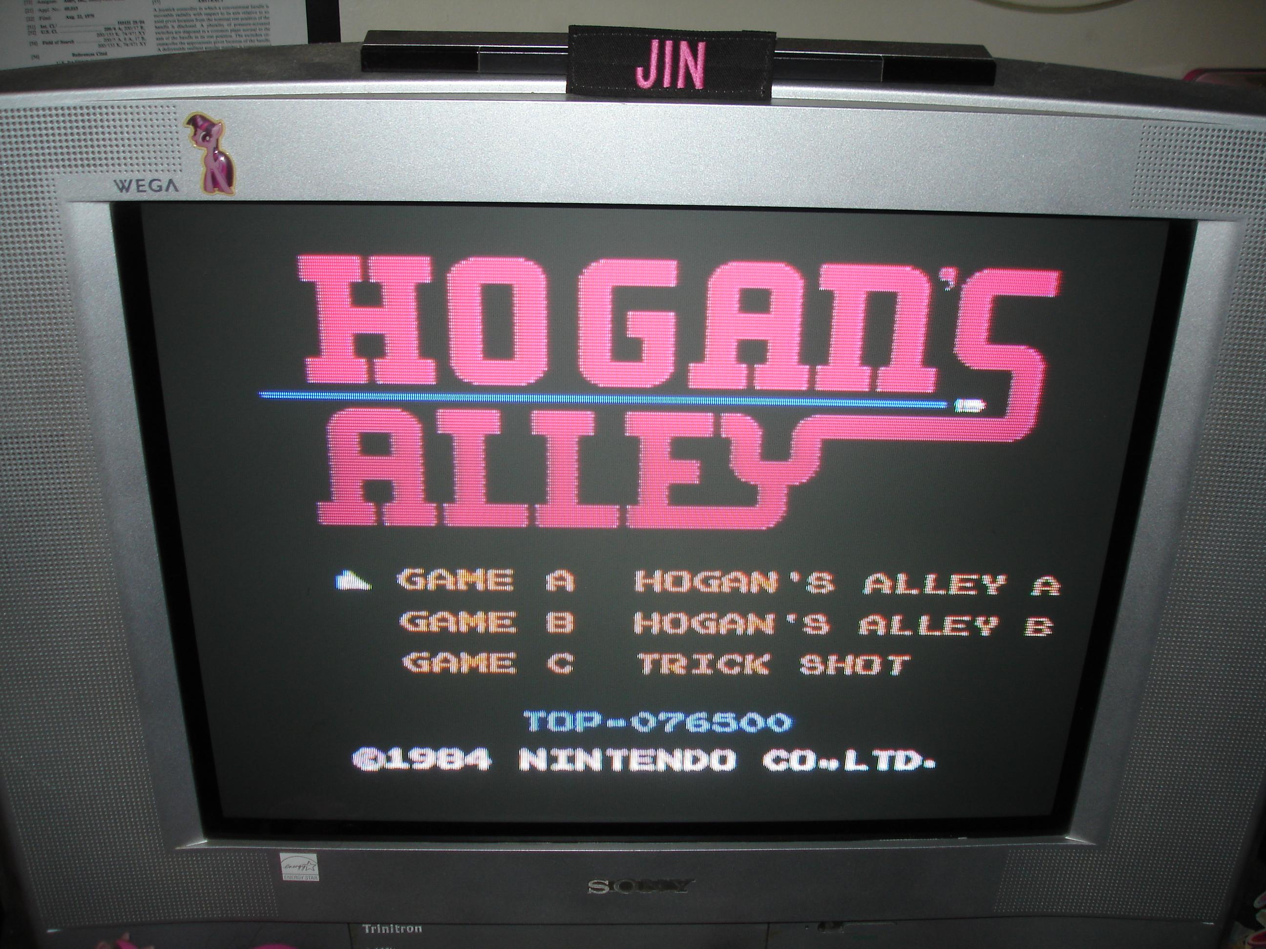 Jin: Hogan