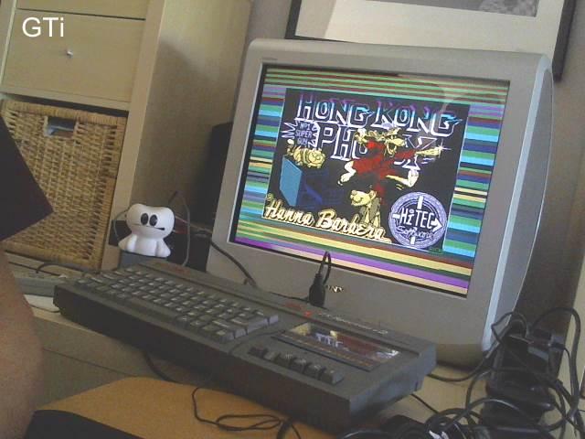 GTibel: Hong Kong Phooey [50,000 Points Completion Bonus] (ZX Spectrum) 12,200 points on 2017-05-25 10:16:39
