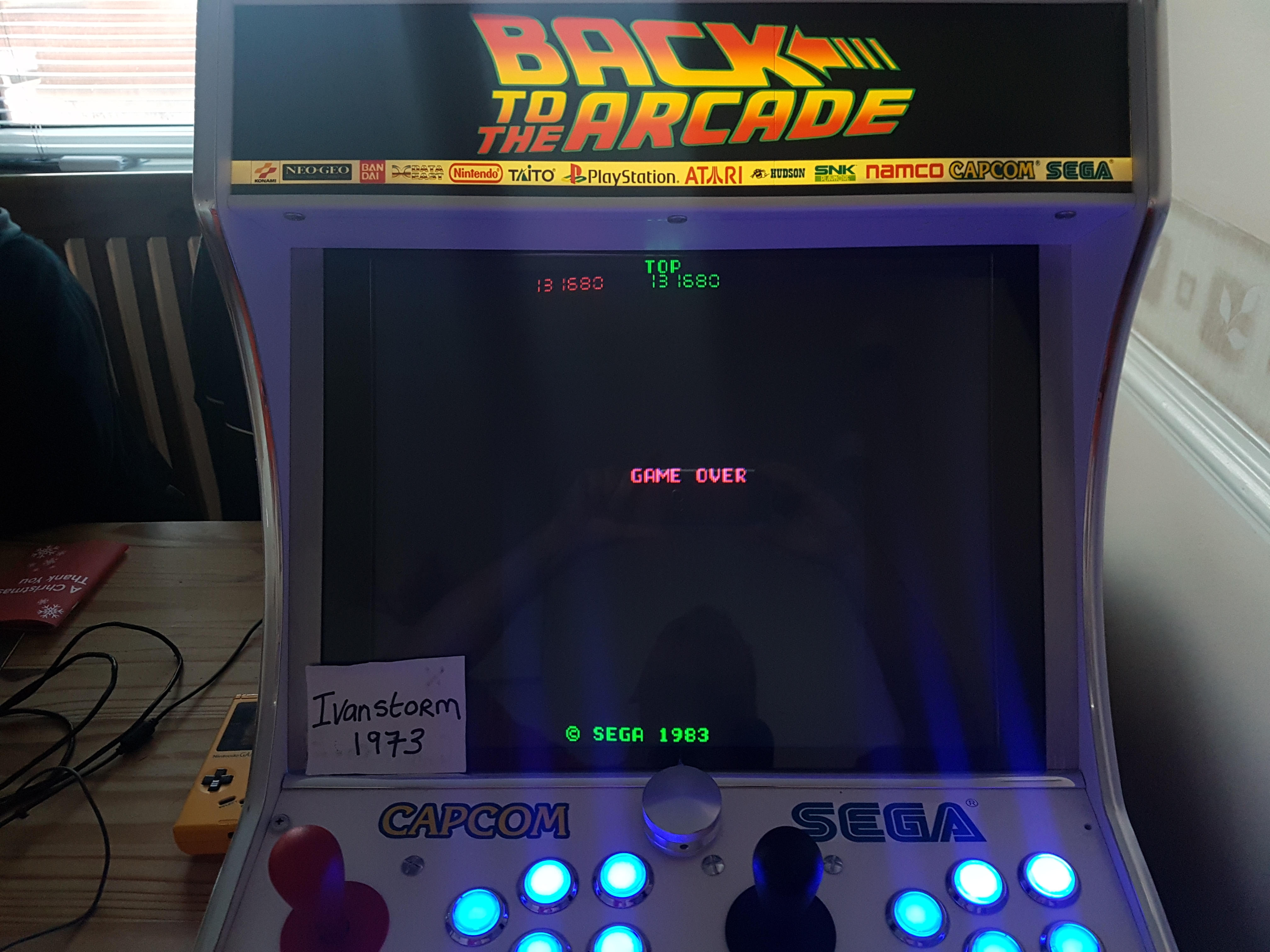 Ivanstorm1973: Hopper Robo [hopprobo] (Arcade Emulated / M.A.M.E.) 131,680 points on 2018-02-18 05:17:29