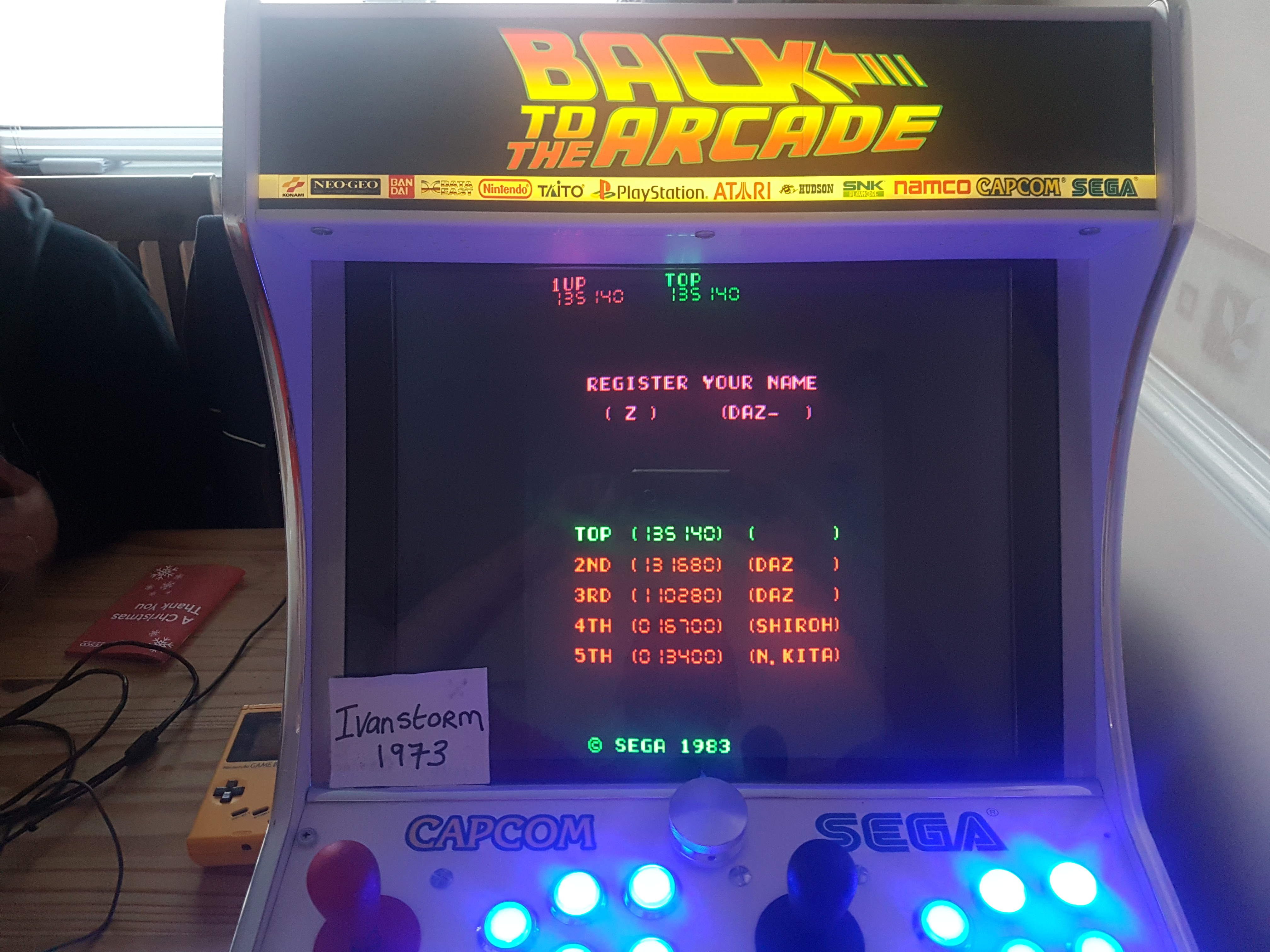 Ivanstorm1973: Hopper Robo [hopprobo] (Arcade Emulated / M.A.M.E.) 135,140 points on 2018-03-04 14:09:48