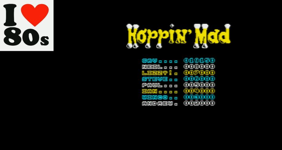 Giorvam: Hoppin
