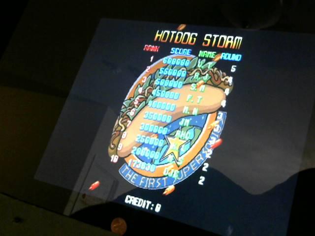 derek: Hotdog Storm (Jamma Pandora