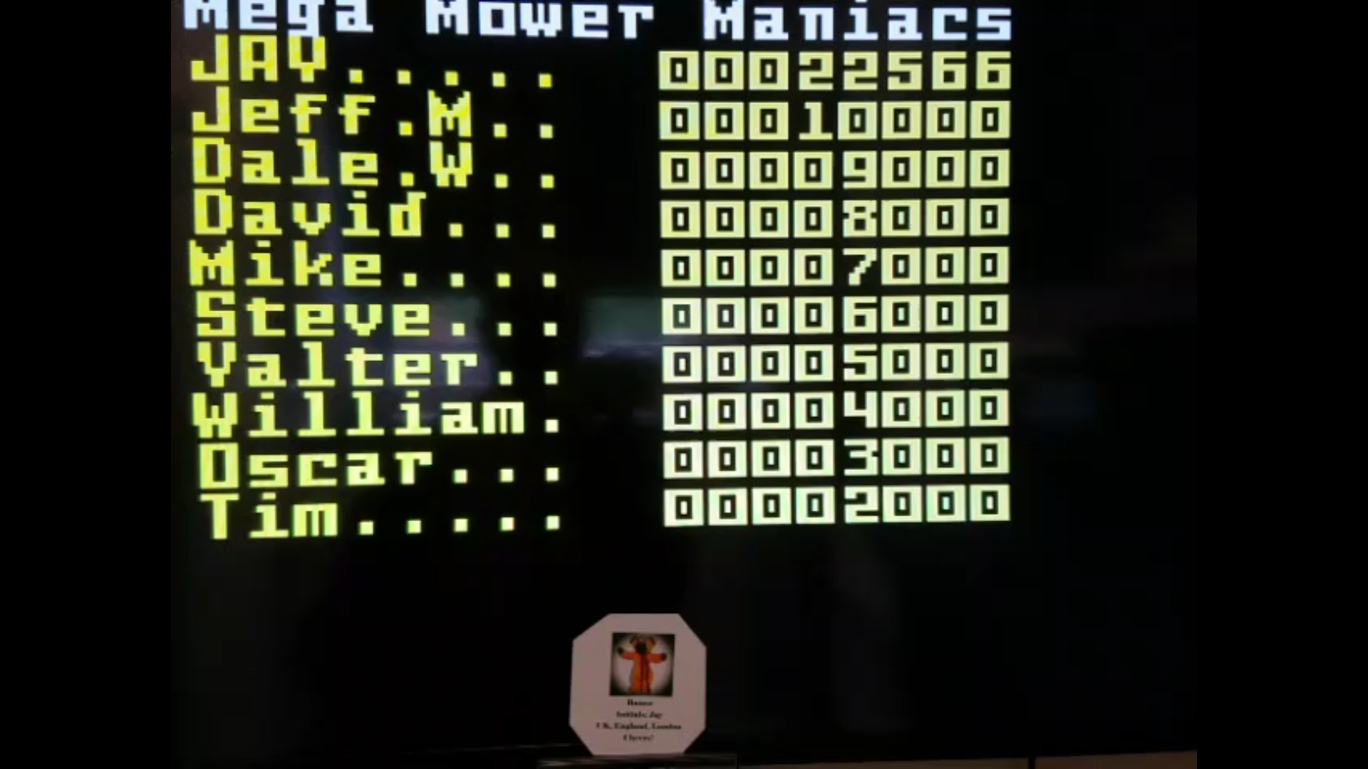 Bamse: Hover Bovver [Hard] (Intellivision) 22,566 points on 2019-05-21 11:00:15