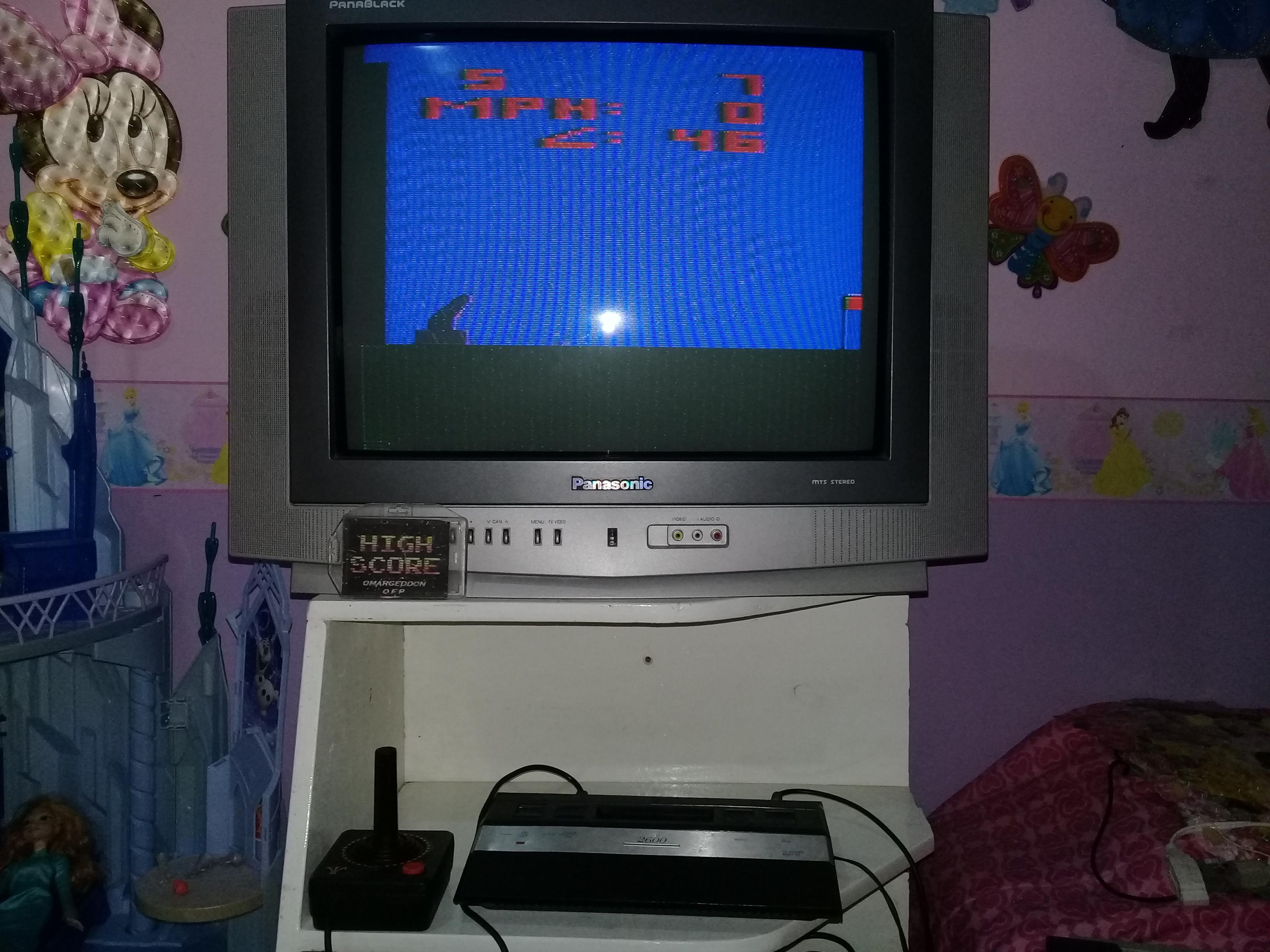 omargeddon: Human Cannonball [Game 4] (Atari 2600 Novice/B) 5 points on 2019-06-04 16:50:21