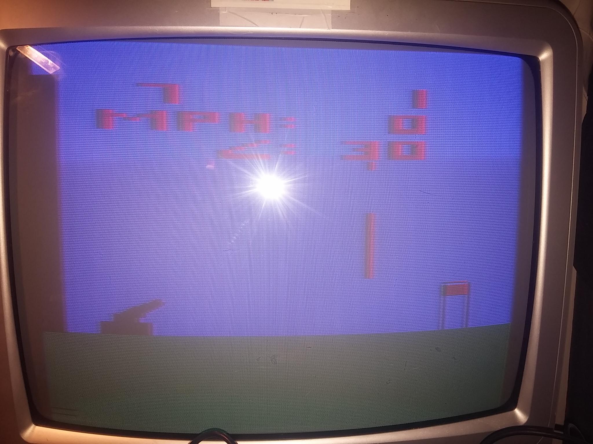 Pitfall75: Human Cannonball [Game 7] (Atari 2600 Novice/B) 3 points on 2018-02-12 20:48:35