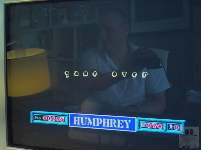 Humphrey 1,685 points