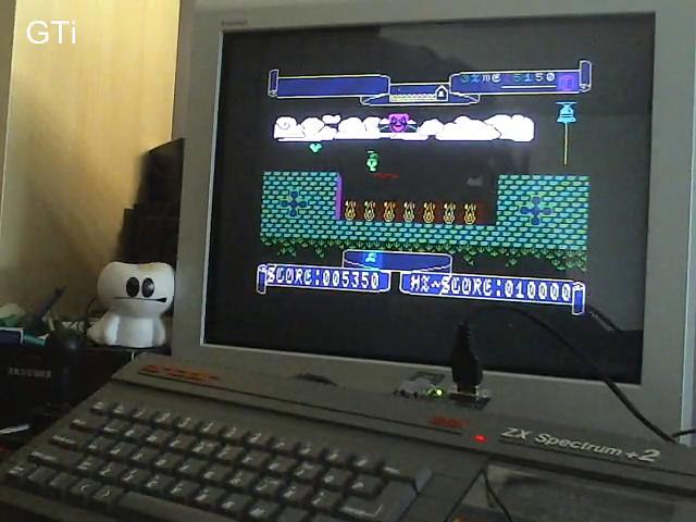 GTibel: Hunchy [Mr. Micro] [Speed=2] (ZX Spectrum) 5,350 points on 2017-08-18 12:18:21