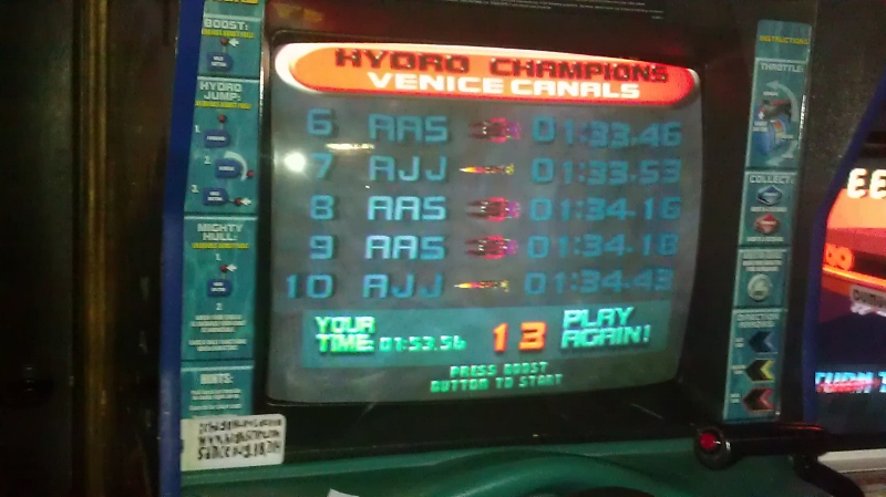 ichigokurosaki1991: Hydro Thunder: Venice Canals (Arcade) 0:01:53.56 points on 2016-11-06 14:01:18