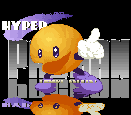 Hyper Pac-Man [hyperpac] 147,550 points