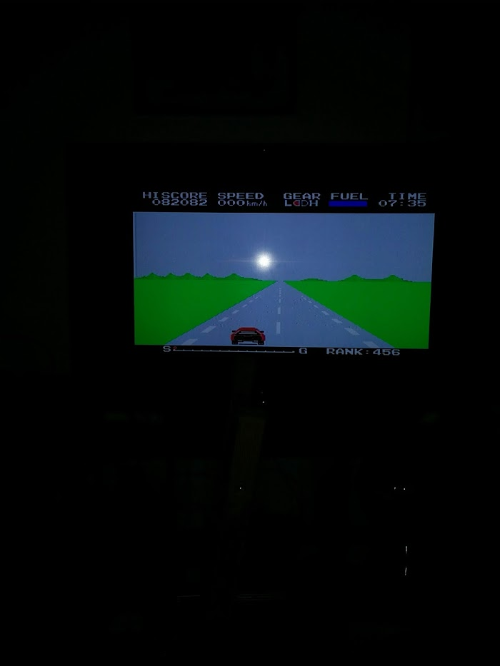 mechafatnick: Hyper Rally (MSX) 82,082 points on 2017-01-22 02:04:31