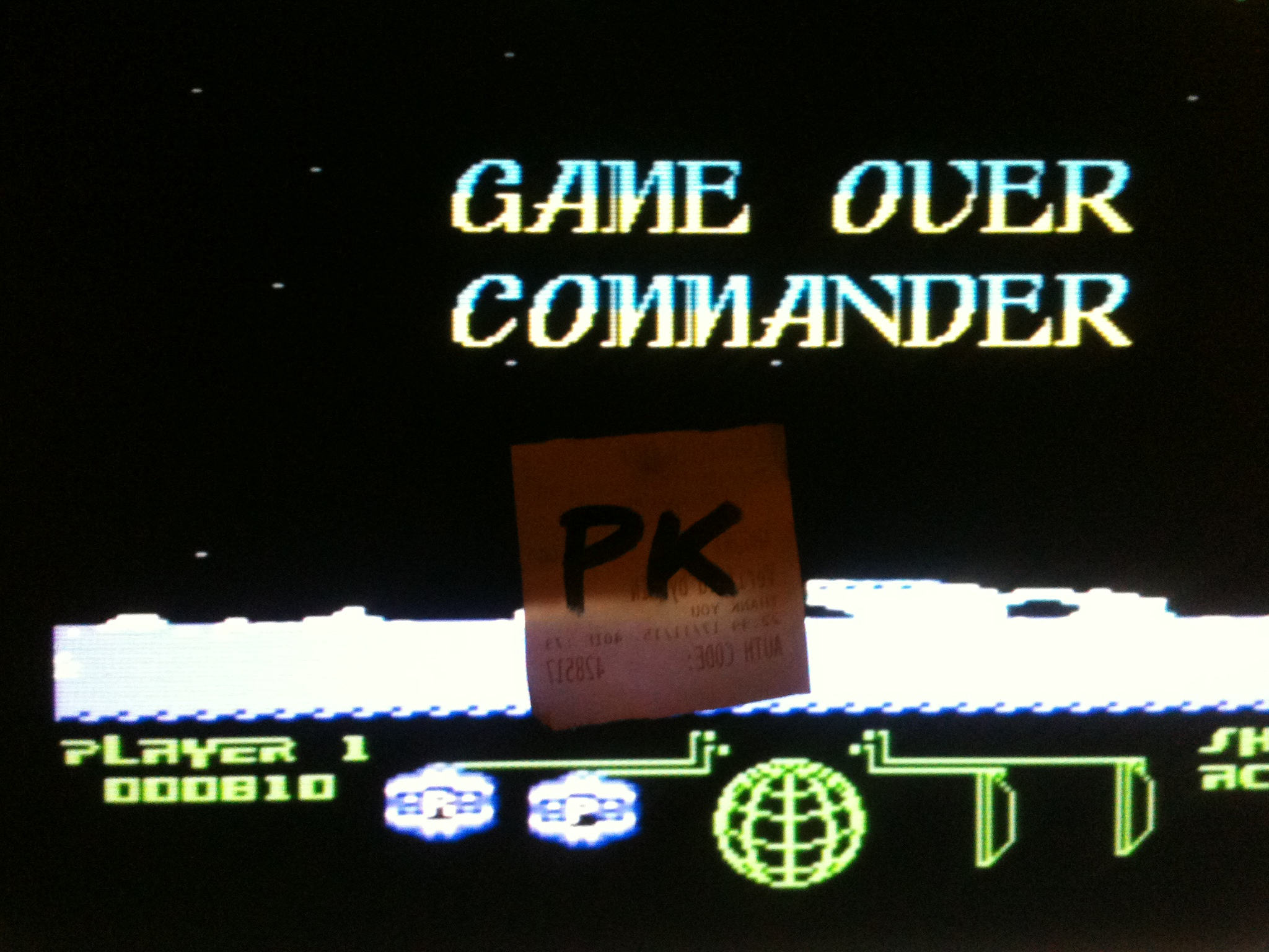 kernzy: Hyperion 2 (Commodore 64) 810 points on 2015-12-17 17:27:50