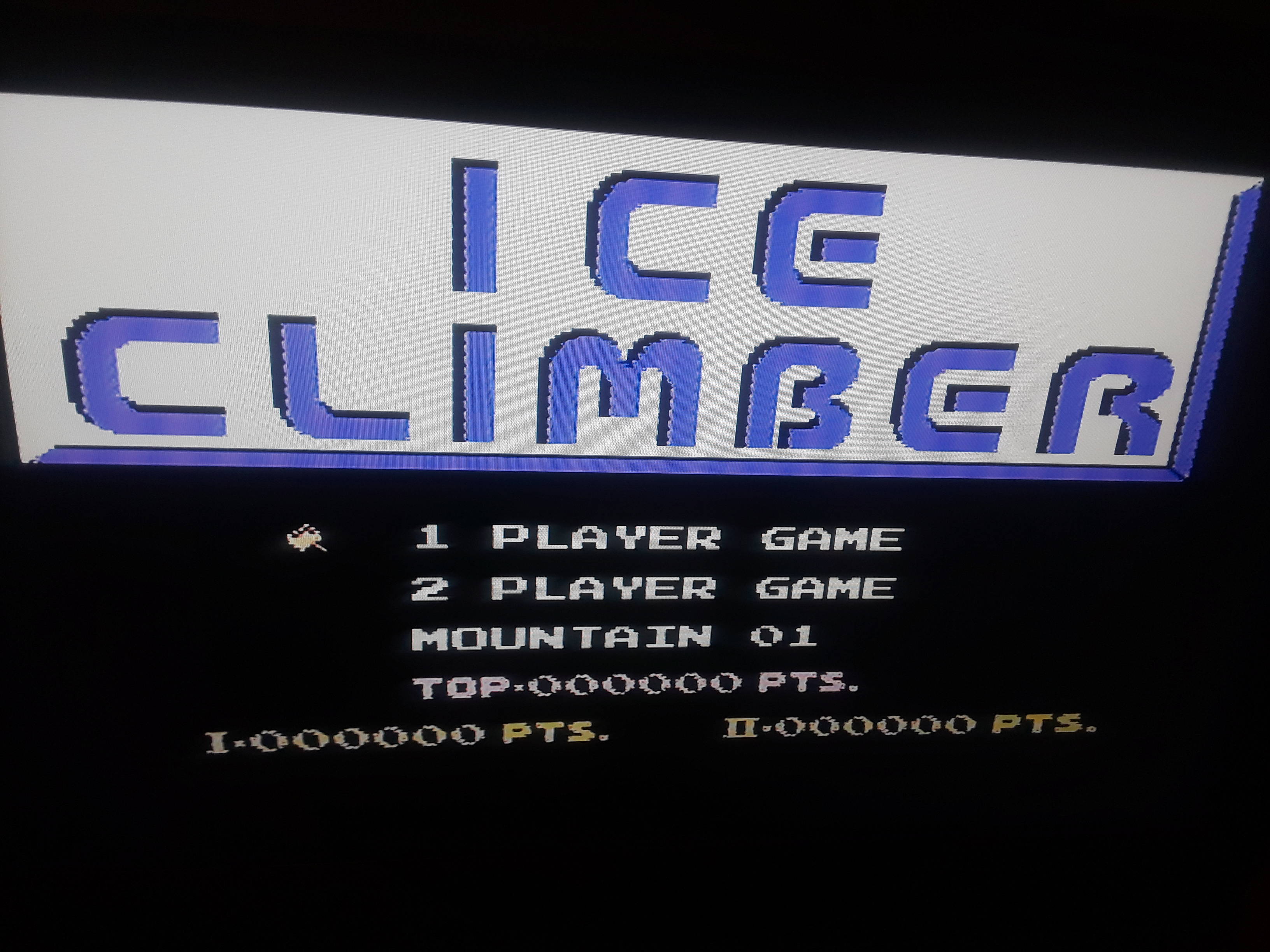 Ice Climber 4,680 points