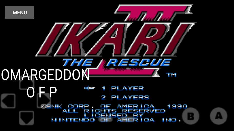 omargeddon: Ikari III: The Rescue (NES/Famicom Emulated) 21,600 points on 2016-11-13 13:52:53