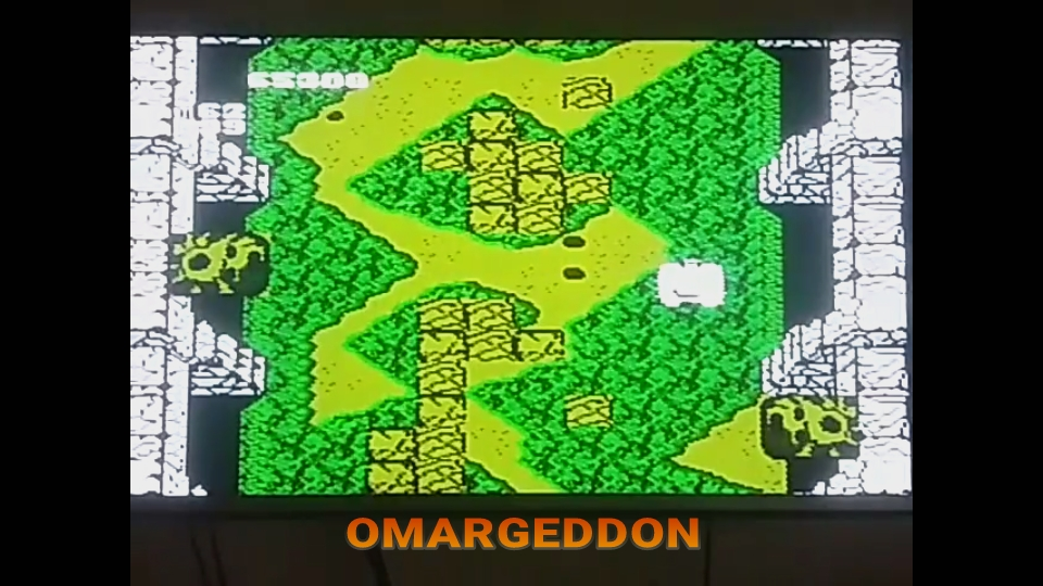 omargeddon: Ikari Warriors [1 Life] (NES/Famicom) 65,300 points on 2018-08-23 01:42:08