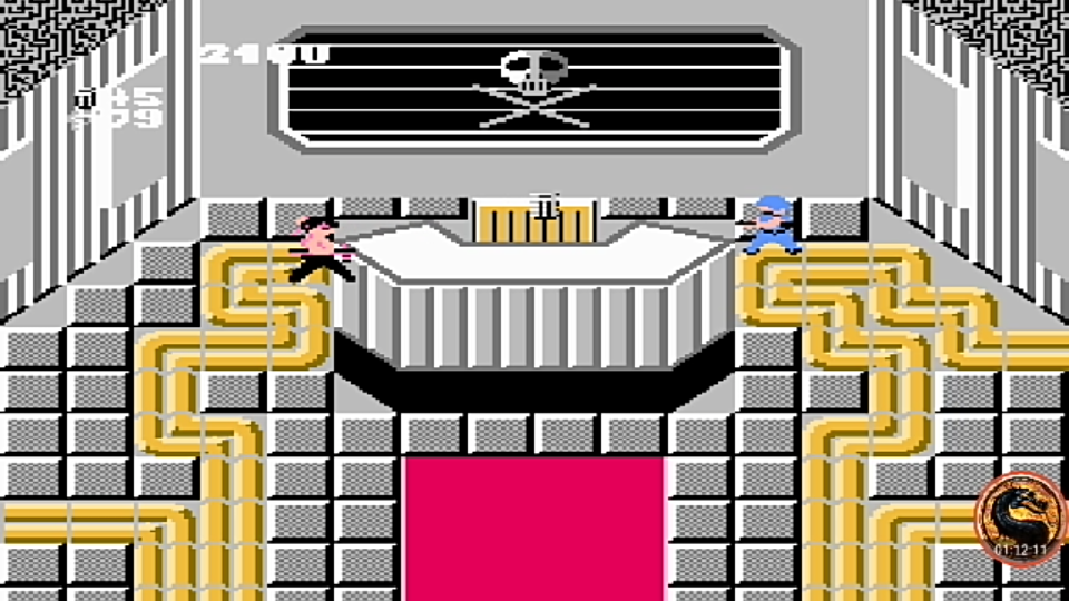 omargeddon: Ikari Warriors [Any Tactics/ Continue Allowed] (NES/Famicom Emulated) 2,100 points on 2018-12-06 01:57:15