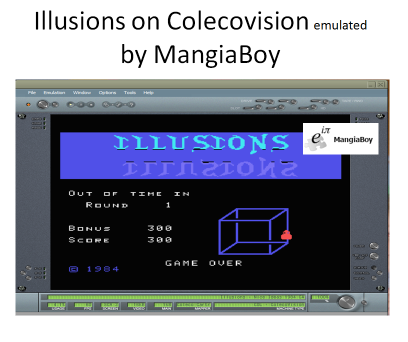 Illusions [Skill 1] 300 points
