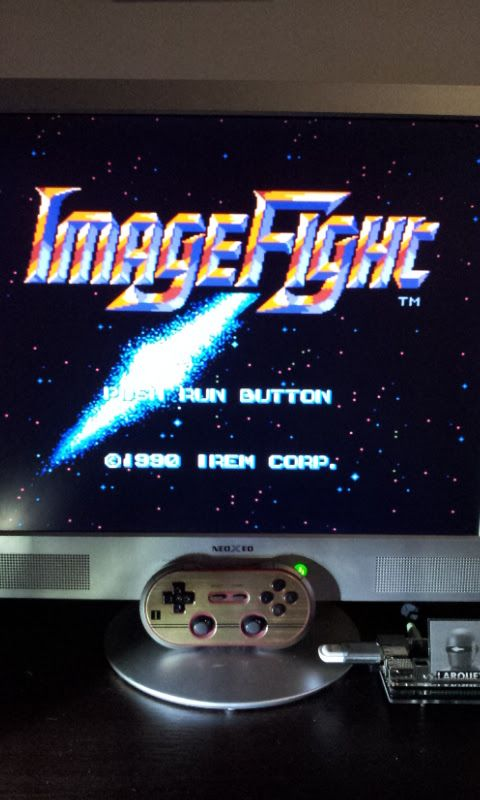 Larquey: Image Fight (TurboGrafx-16/PC Engine Emulated) 24,500 points on 2017-01-20 05:01:19