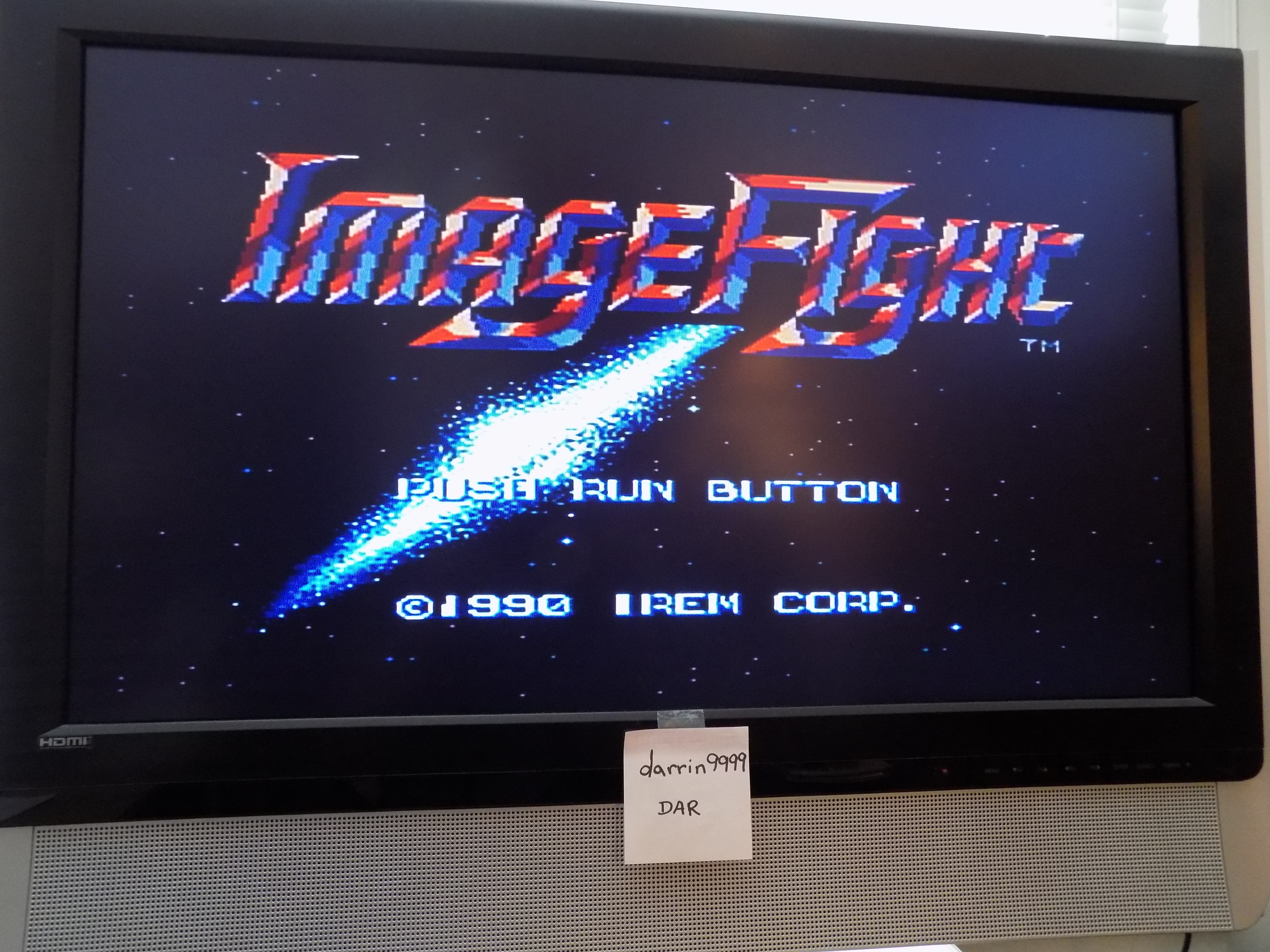 darrin9999: Image Fight (TurboGrafx-16/PC Engine) 43,300 points on 2017-06-16 14:28:09