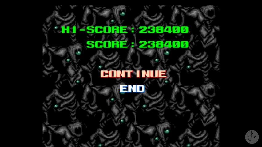 Gladius: Image Fight (TurboGrafx-16/PC Engine Emulated) 238,400 points on 2017-11-17 14:54:55