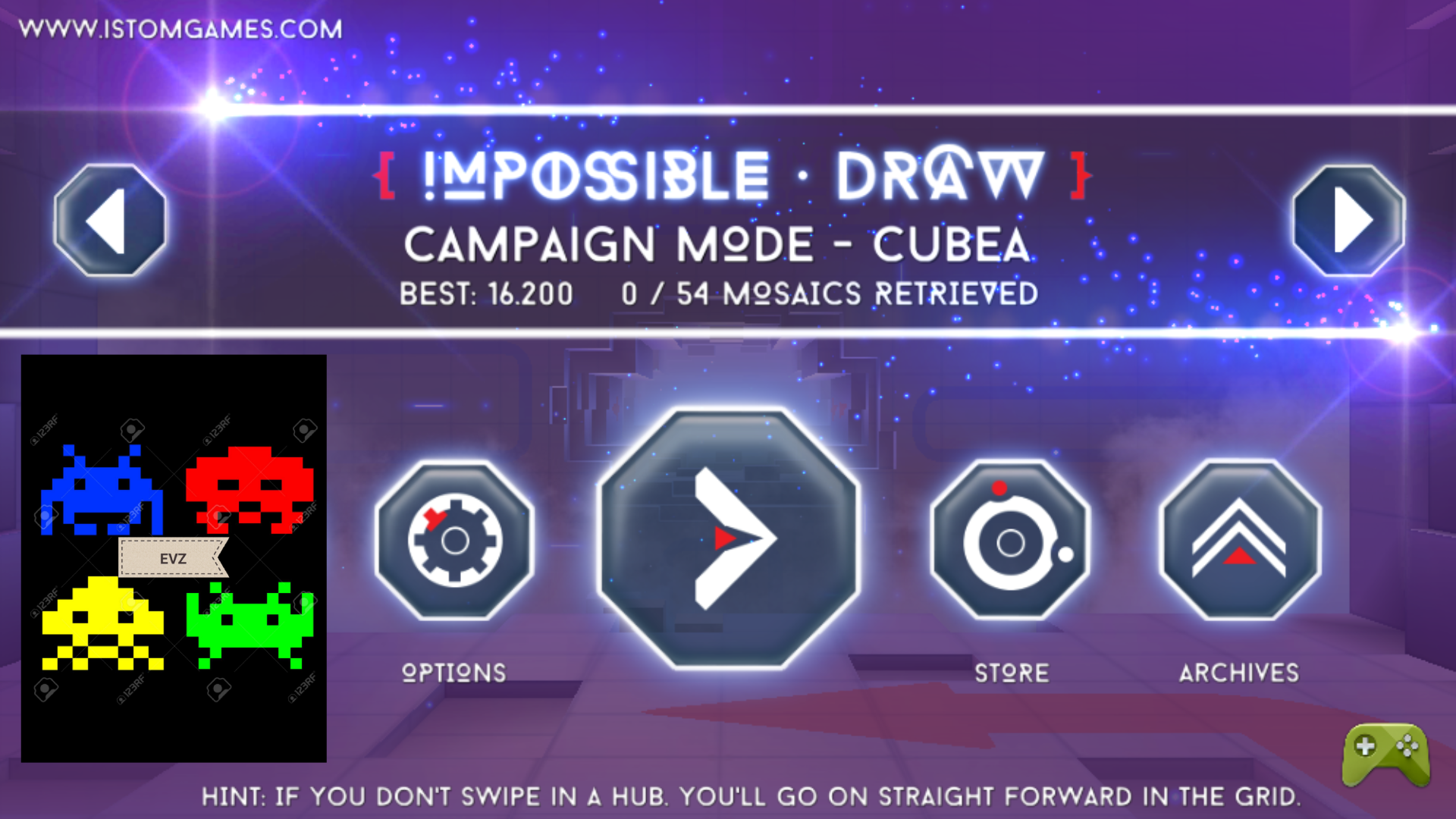 Impossible Draw [Campaign] 16,200 points