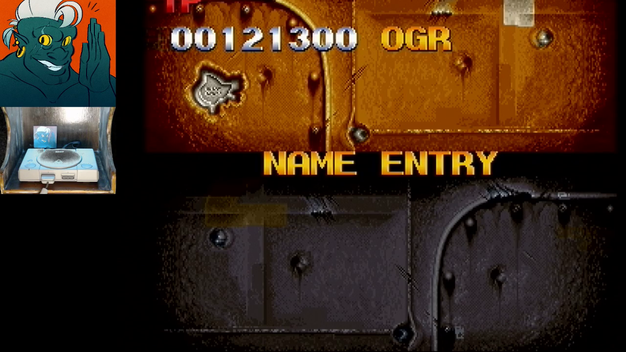 AwesomeOgre: In The Hunt [Normal / 4 Lives] (Playstation 1) 121,300 points on 2019-06-16 00:56:40