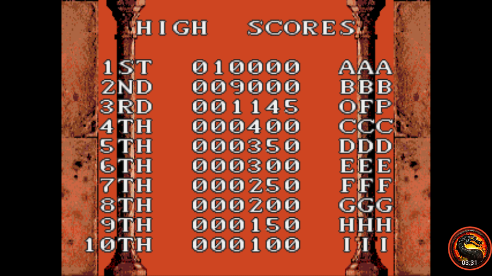 omargeddon: Indiana Jones And The Last Crusade (Sega Genesis / MegaDrive Emulated) 1,145 points on 2020-07-05 01:51:10