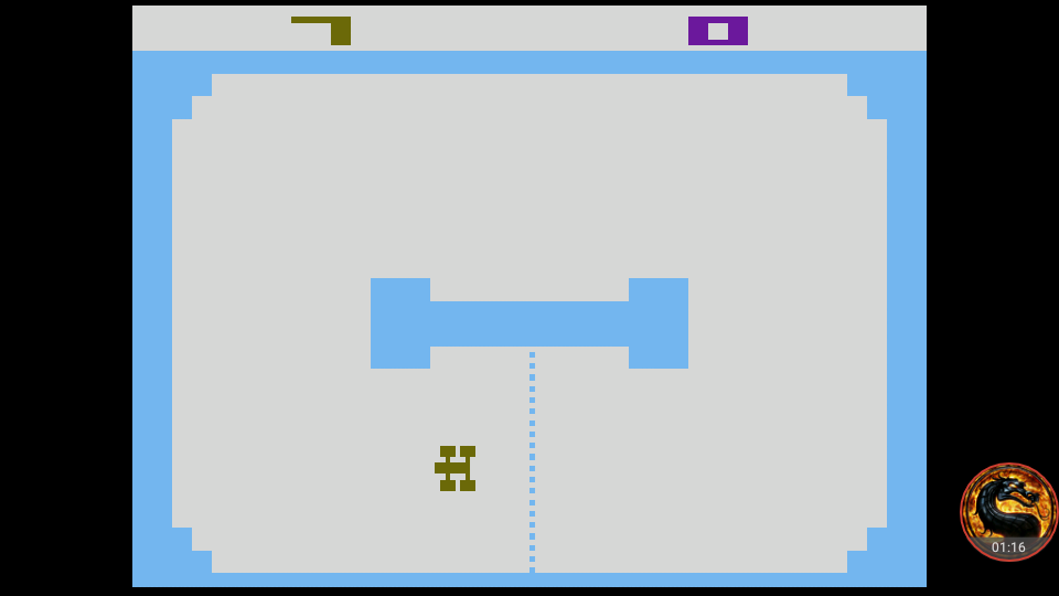 omargeddon: Indy 500: Game 12 (Atari 2600 Emulated Expert/A Mode) 7 points on 2018-07-29 15:49:49