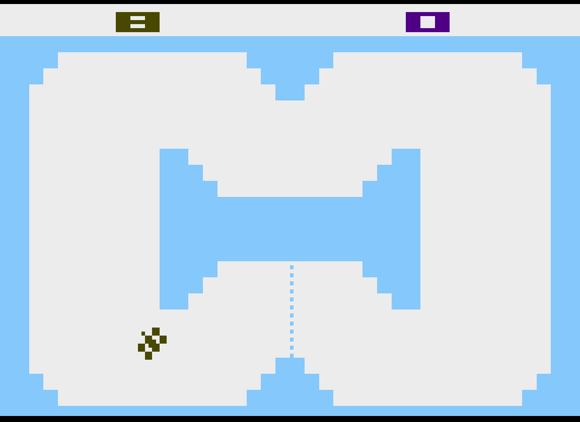 TheTrickster: Indy 500: Game 14 (Atari 2600 Emulated Novice/B Mode) 8 points on 2016-05-27 07:42:23