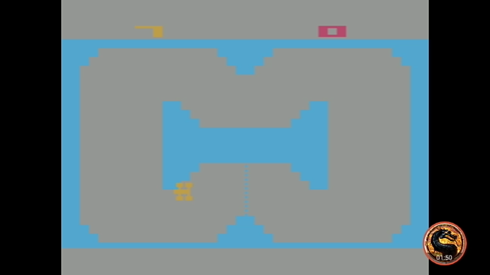 omargeddon: Indy 500: Game 14 (Atari 2600 Emulated Novice/B Mode) 7 points on 2019-10-12 22:54:32