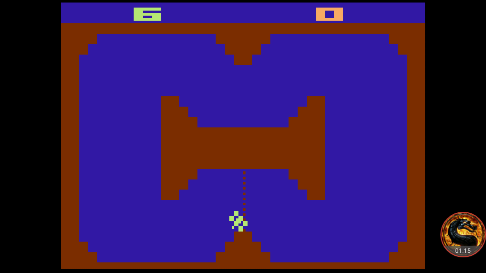 omargeddon: Indy 500: Game 2 (Atari 2600 Emulated Expert/A Mode) 6 points on 2018-07-29 15:57:13