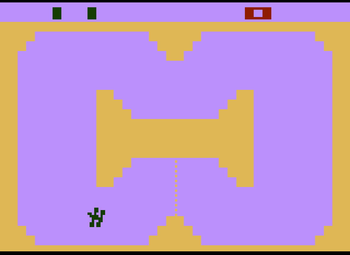 TheTrickster: Indy 500: Game 2 (Atari 2600 Emulated Novice/B Mode) 11 points on 2016-05-27 07:38:23