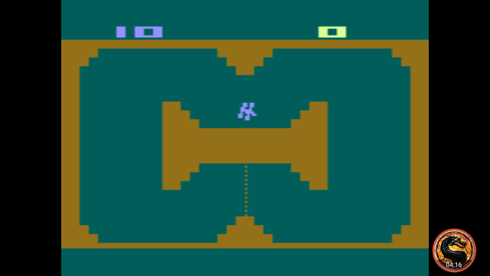 omargeddon: Indy 500: Game 2 (Atari 2600 Emulated Novice/B Mode) 10 points on 2019-10-12 23:27:02