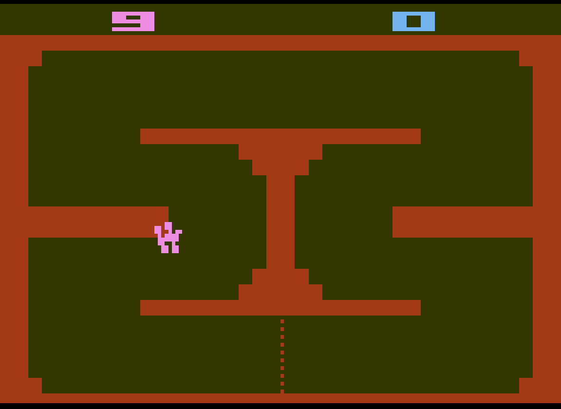 TheTrickster: Indy 500: Game 4 (Atari 2600 Emulated Novice/B Mode) 9 points on 2016-05-27 07:39:22