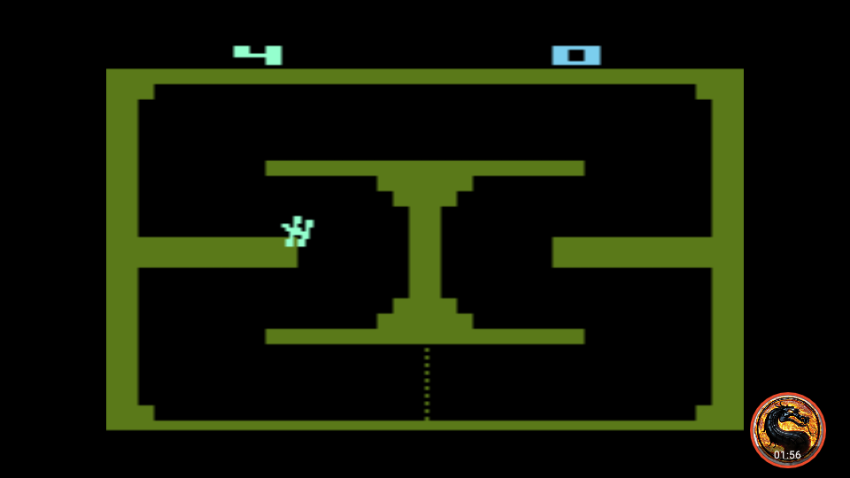 omargeddon: Indy 500: Game 4 (Atari 2600 Emulated Novice/B Mode) 4 points on 2019-10-12 23:06:13