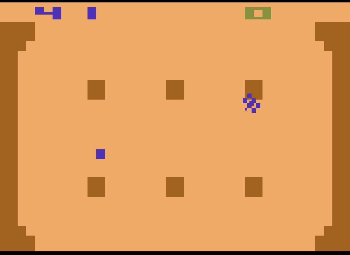 TheTrickster: Indy 500: Game 8 (Atari 2600 Emulated Novice/B Mode) 41 points on 2016-05-27 07:40:55