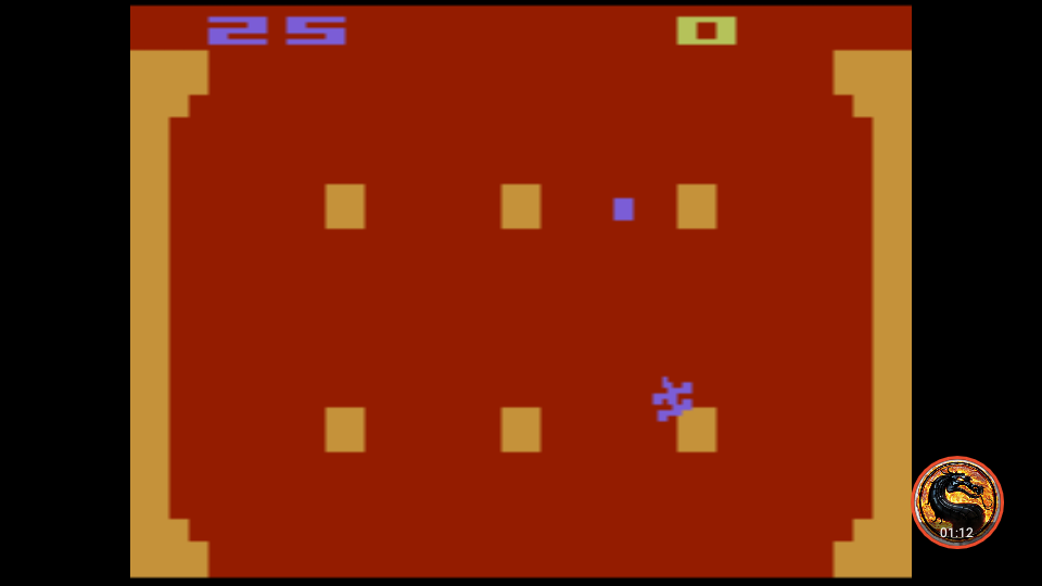 omargeddon: Indy 500: Game 8 (Atari 2600 Emulated Novice/B Mode) 25 points on 2019-10-15 23:36:48